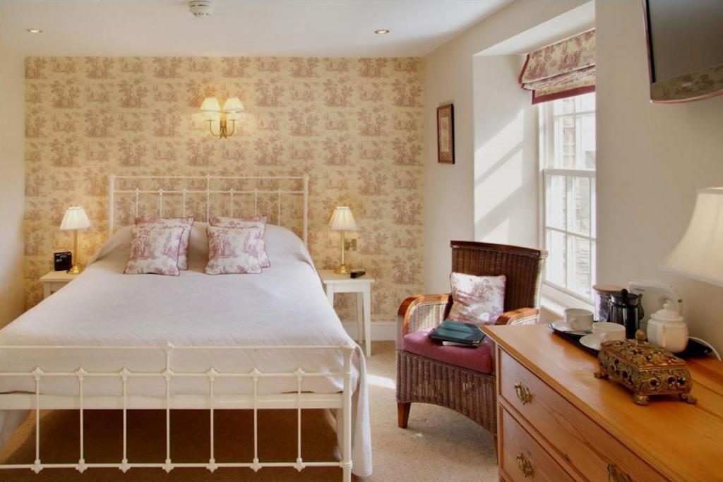 The Old Rectory Boutique Hotel In Exmoor Devon Further