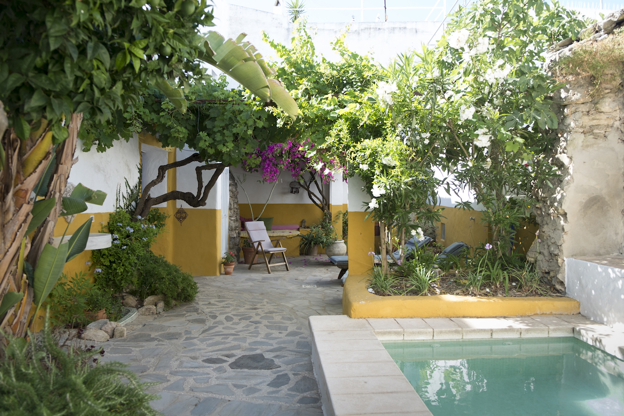 Holiday Lettings in Vejer de la Frontera, Spain. Holiday ...