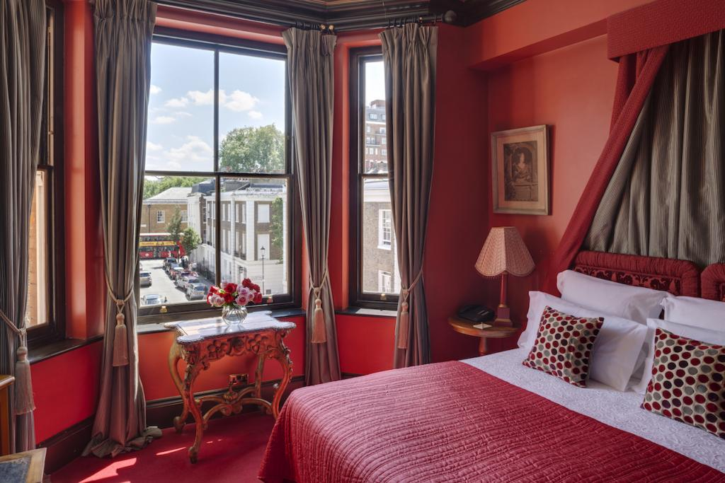 San domenico house hotel boutique hotel in chelsea for Boutique hotel list