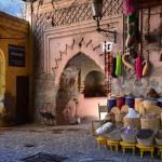gate marrakech medina