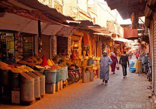 Spice Souq Marrakech
