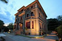 Villa de Mazamet facade