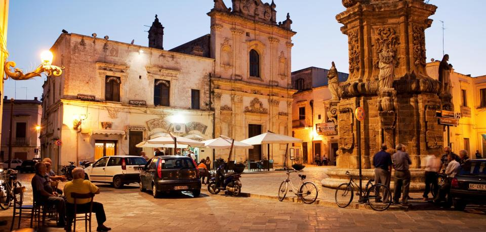 An Insider\'s Travel Guide to Nardò in Puglia from Further Afield
