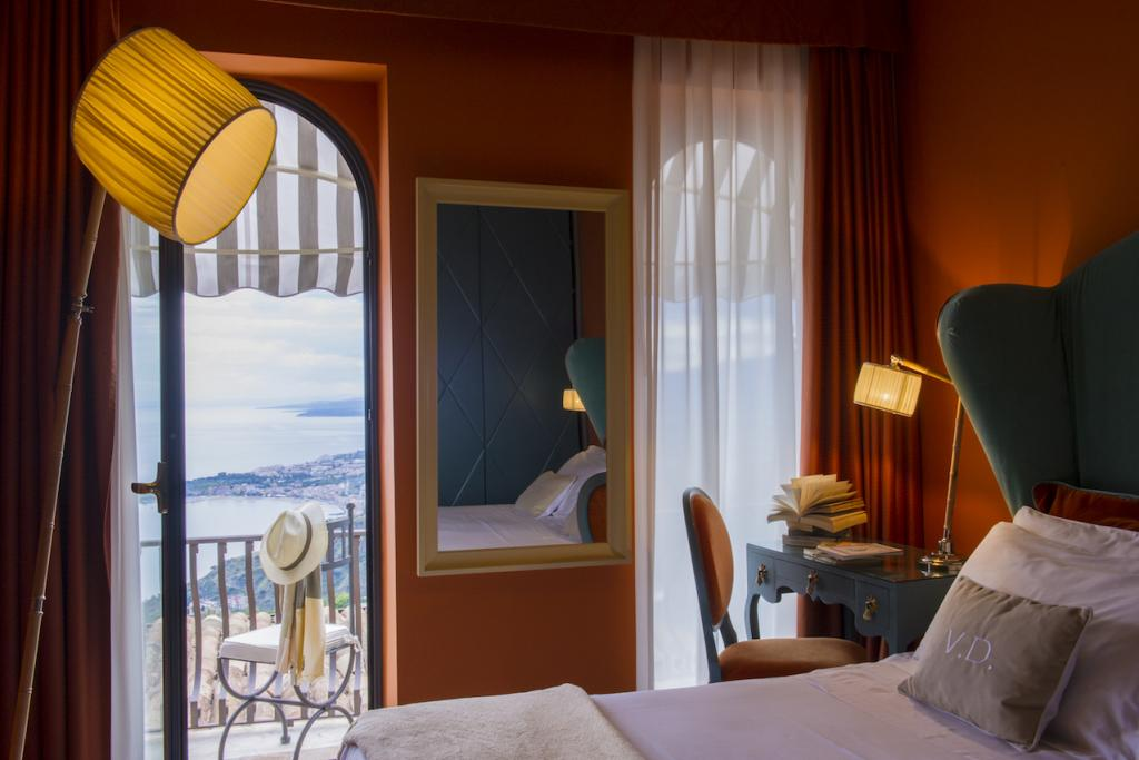 Hotel villa ducale boutique hotel with pool in taormina for Boutique hotel taormina