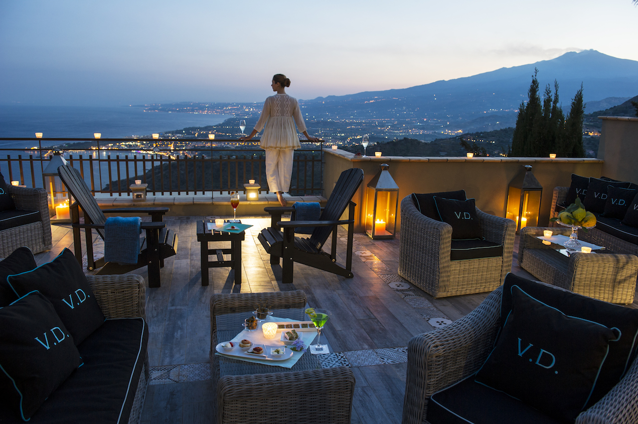 Hotel villa ducale boutique hotel with pool in taormina - Hotels in catania with swimming pool ...