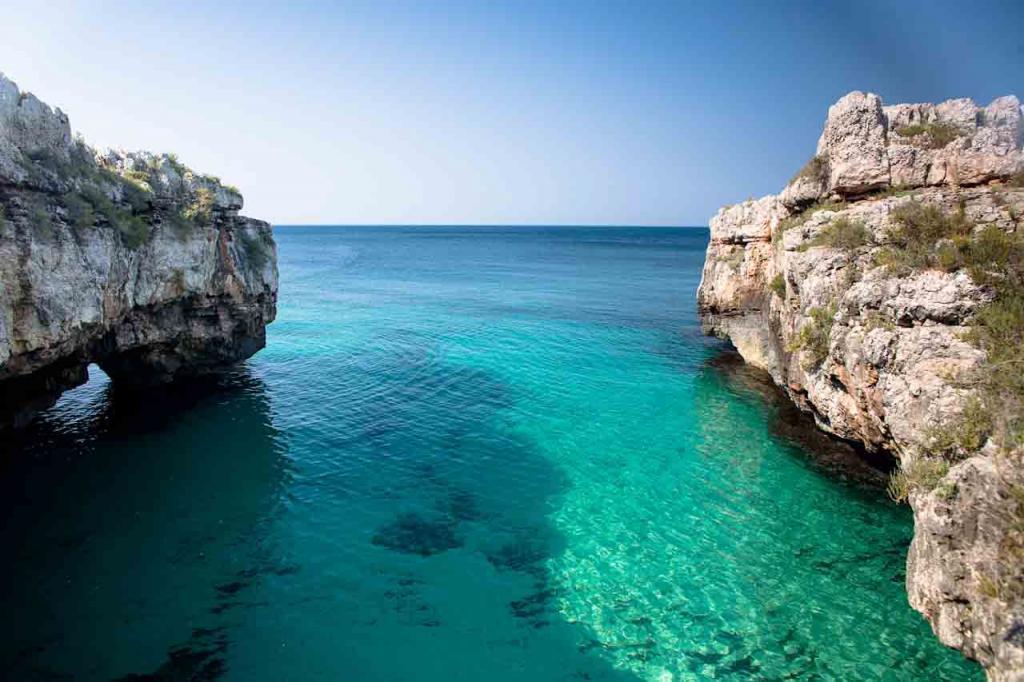 blue sea cove salento